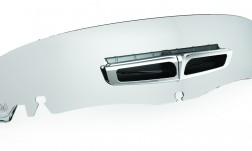 CIRO PANORAMIC VENTED WINDSHIELD