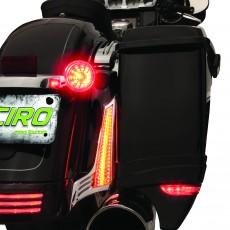 CIRO FILLER PANEL LIGHTS FOR STREET GLIDE '06-'09