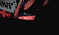 Saddlebag Rear Lights