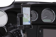 CIRO PREMIUM SMARTPHONE/GPS HOLDER WITH CHARGER PERCH MOUNT