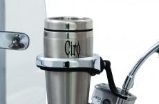CIRO MIRROR MOUNT CUP HOLDER