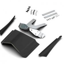 Rear Fender Extension Kit with Fender Filler Strips
