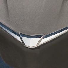 Chrome Rear Fender Tip